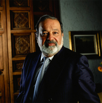 carlos slim helú biography The money magnet carlos slim, has an abundant mindset attracting billions he invested in a mexican bank at 12 and was worth 40 million by 26 more inspiration on the richest business mogul, carlos slim helu: article sources: wikipedia.